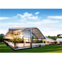 Buy cheap 1000 Seater Clearspan Big Event Tents Modular Flexible Design 25m x 60m / 20m x 60m / 30m x 40m product