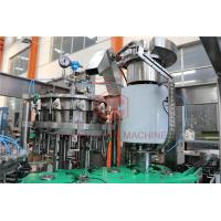 Buy cheap Silent Water Bottle Filling Machine , Automatic Beer Filling Machine from wholesalers