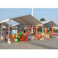Buy cheap Fabric Structure Outdoor Canopy Tent , 100km/H Small Event Tent Without Windows from wholesalers