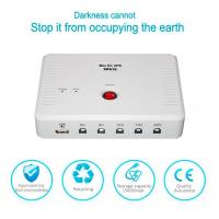 Buy cheap High Capacity 5v 9v 12v Uninterrupted Power Supply With Battery Backup For Dvr from wholesalers