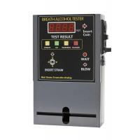 Buy cheap Breathalyzer alcohol tester vending machine from wholesalers