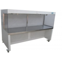 Buy cheap Horizontal Laminar Air Flow Cabinet / Clean Bench Class 100 Cleanliness Level product