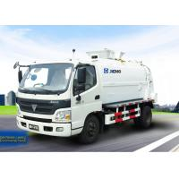 Buy cheap Sanitation Truck, Food waste collection trucks XZJ5070TCA for the food waste from hotel, restaurant and dining hall from wholesalers