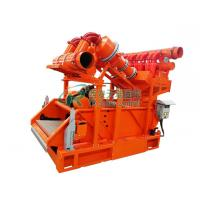 Buy cheap 0.25-0.4Mpa Oilfield Mud Cleaning Equipment Including Desander and Desilter from wholesalers