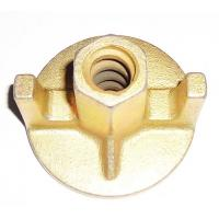 Buy cheap Construction Formwork and scaffolding accessories tie rod wing nut from wholesalers