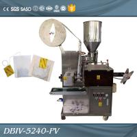 Buy cheap Spice Pouch Automatic Food Packing Machine , Food Packaging Sealing Machine from wholesalers