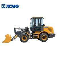 Buy cheap OEM XCMG Backhoe Wheel Loader , Construction Wheeled Front End Loader from wholesalers