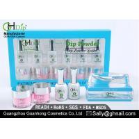 Quick Dip Acrylic Powder System Full Set No Clumps Eco - Friendly