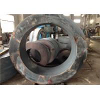 China Rolled Ring Forging Ingot Carbon Steel Forgings For Hydraulic Engineering on sale