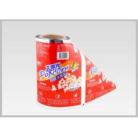 Buy cheap Automatic Packing Plastic Roll Film Color Aluminum Foil Laminated , Non - Polluting from wholesalers