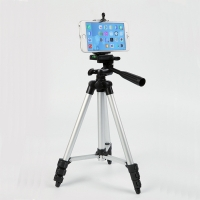 Buy cheap tripod stand with knob for mobile camera live stream selfie ring light from wholesalers