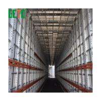 Buy cheap 2018 Newest Column Formwork System,Aluminum Beams Profiles ,New Building Construction Materials Aluminium Formwork from wholesalers