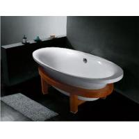 Buy cheap Acrylic Plain Bathtubs (MY-1615) product