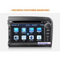 Buy cheap Automobile Multimedia Sat Nav Car Stereo for Volvo S80 GPS Navigation Auto Radio DVD Player from wholesalers