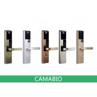 Buy cheap CAMA-C010 Biometric Smart Home Digital Door Lock With Temperary Password APP from wholesalers