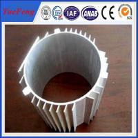 Buy cheap Fantastic Extrusion Aluminum Electric Motor Shell Profile from China Manufacturer product