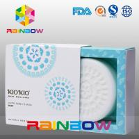 Buy cheap White Cardboard Soap Packaging Paper Box With Custom Design product