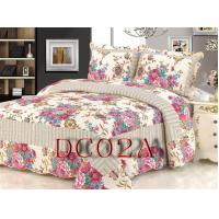 Buy cheap Pure Cotton Patchwork Bedding Set 3pcs 4pcs & 2pcs from wholesalers