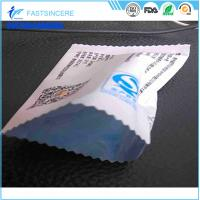 Buy cheap Food Plastic Packaging Bags / snack heat seal packaging bags with pillow pouch from wholesalers