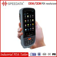 Portable Handheld RFID Reader IP65 Barcode Scanner HF For products tracking