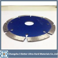 Buy cheap high-frequency welded diamond blade for ceramics, concrete, asphalt from wholesalers