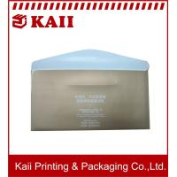 Buy cheap Colorful Craft Paper Envelopes /  Craft Paper Business Envelopes With Offset Paper Material from wholesalers