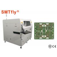 Buy cheap Inline Cnc PCB Router Machine , PCB Laser Cutter Double Workbench SMTfly-F06 from wholesalers