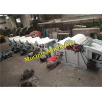 Buy cheap 2+5 rollers Denim waste cotton waste recycling machine for spinning MT serious Morinte machinery from wholesalers