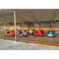 Buy cheap Inflatable Electric Dodgem Bumper Cars Amusement Park  Battery Powered from wholesalers