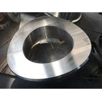 Buy cheap ASME SA182 / ASME SA105 Nozzle Steel Flanges For Boiler / Chemical Tank from wholesalers