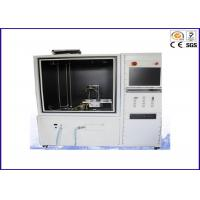 Buy cheap ASTM E662 Smoke Density Test Equipment For Vehicles Internal Material from wholesalers