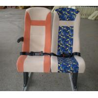 Buy cheap Custom Simple Foam Coach Comfortable Bus Seats Chair Steel Frame from wholesalers