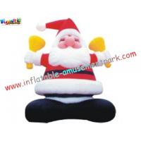 Buy cheap Promotional Gift Oxford Giant Inflatable Christmas Decorations, inflatable advertising from wholesalers