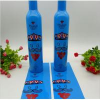 Buy cheap Liquid Bottle Heat Shrink Sleeve Labels Customized Size QS / FDA Certificated from wholesalers