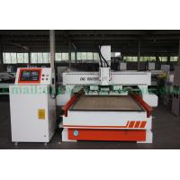 Buy cheap 400x400 High Speed Woodworking CNC Router ATC Wood Carving Machine from wholesalers