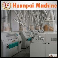 Buy cheap wheat flour machine,maize flour mill,roller mill from wholesalers