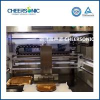 Buy cheap 20khz Frequency Ultrasonic Food Cutter / Industrial Cake Cutting Machine 5000 Watt from wholesalers