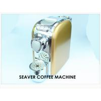 Buy cheap New design capsule coffee machine build in Home use nespresso from wholesalers