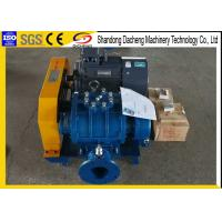 Buy cheap Air Roots Positive Displacement Blower , Water Treatment Three Lobe Roots Blower from wholesalers