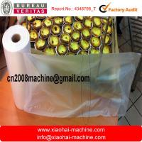 Buy cheap high density pe precut bags cutting and making machine for supermarket from wholesalers