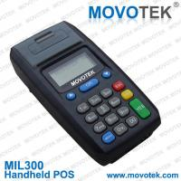 Buy cheap Movotek wireless pos terminal with nfc reader handheld POS gprs sms ussd pos printer from wholesalers