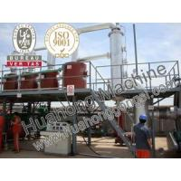 Buy cheap waste tyre oil distillation machine from wholesalers