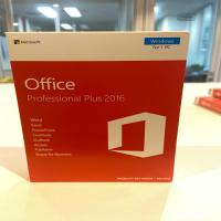 Buy cheap Microsoft office 2016 Pro plus from wholesalers