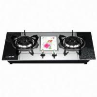 Buy cheap Gas Stove with Single/Double/Three Heads, Measures 710 x 410mm from wholesalers