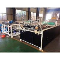 Buy cheap plastic PVC syntheic resin wave roof tile roofing material  roofing panel production line product