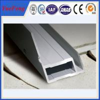 Buy cheap open style free mold aluminium profile solar, Quality Aluminum Extrusion manufacturer product