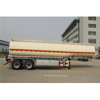Buy cheap 35000L Oil Bitumen Tank Semi Trailer Fuel Tanker Trailer export to Africa market from wholesalers