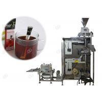 Buy cheap Henan GELGOOG Dry Coffee Powder Packing Machine Single - Phase Sealed Stick from wholesalers