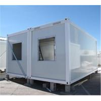 Buy cheap Mobile Container Prefabricated House with Toilet Fitment (Container House) from wholesalers
