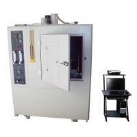Buy cheap Plastic Smoke Density Flammability Testing Equipment High Accuracy 2600W from wholesalers